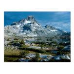 Nevada Mountains Postcard