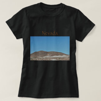 Nevada Mountains T-Shirt