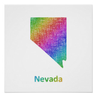 Nevada Perfect Poster