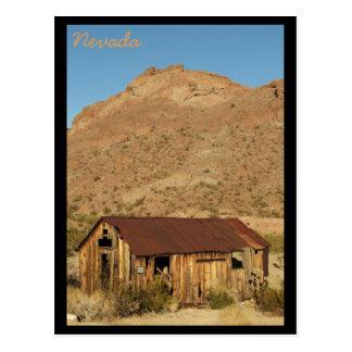 Nevada Postcard