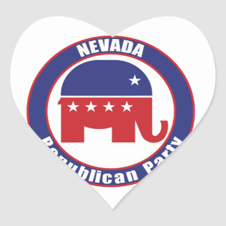 Nevada Republican Party Stickers