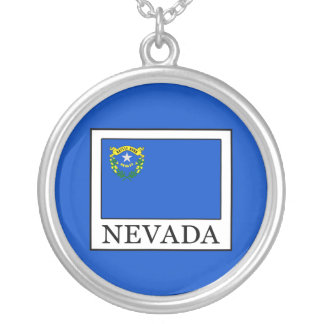 Nevada Silver Plated Necklace