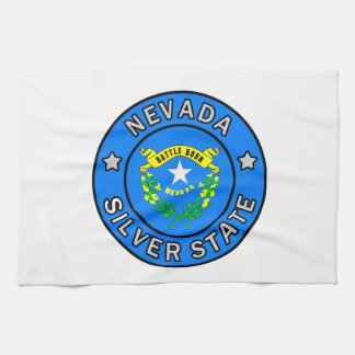 Nevada Silver State Towel