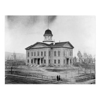 Nevada State Capitol Postcard