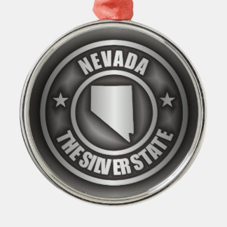 """Nevada Steel"" Ornaments"