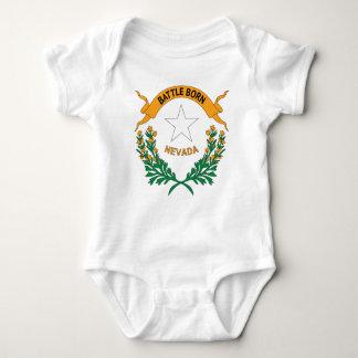 NEVADA SYMBOL BABY BODYSUIT