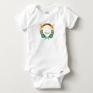 NEVADA SYMBOL BABY ONESIE