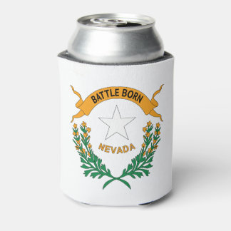 NEVADA SYMBOL CAN COOLER