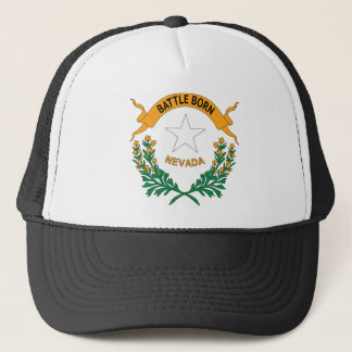 NEVADA SYMBOL TRUCKER HAT