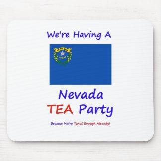 Nevada TEA Party - We're Taxed Enough Already! Mouse Pad
