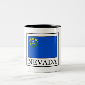 Nevada Two-Tone Coffee Mug