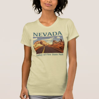 Nevada USA T-Shirt