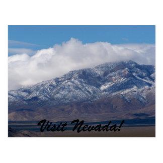 Nevada, Visit Nevada! Postcard