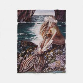 Never A Bride Mermaid Blanket