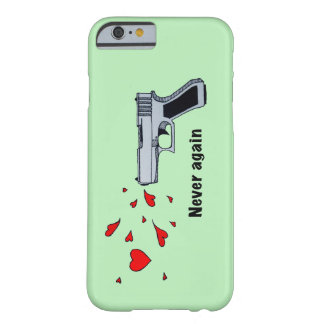 never again barely there iPhone 6 case