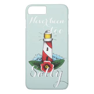 Never Been Too Salty iPhone 7 Plus Case