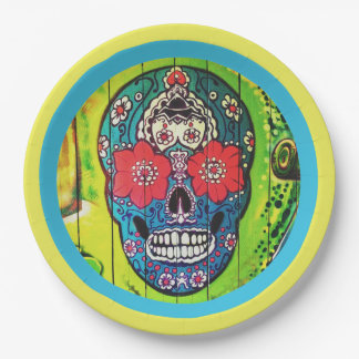 Never Board HHM Party Paper Plates 9 Inch Paper Plate