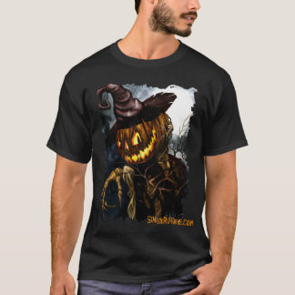Never Bury a Corpse in a Pumpkin Patch : Shirts