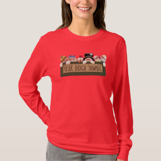 Never Enough Snowmen T-Shirt