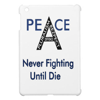 Never Fighting Until Die Cover For The iPad Mini