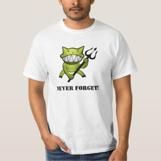 Never Forget P2P T-Shirt