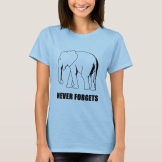 Never Forgets T-Shirt