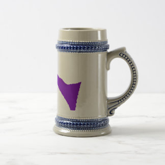 Never Get bored Beer Stein