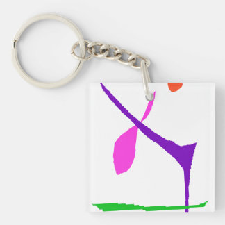 Never Get bored Keychain