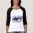 Never Give Up Hope 5 ALS T-Shirt
