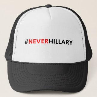 Never Hillary Trucker Hat #NeverHillary