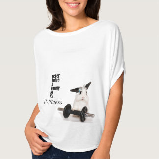 Never Judge a Bunny by its Fluffiness T-Shirt