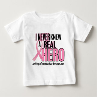 Never Knew A Hero 2 PINK (Grandmother) T-shirts