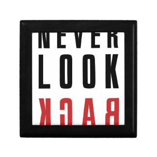 Never Look Back Gift Box