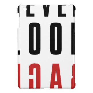 Never Look Back iPad Mini Cover