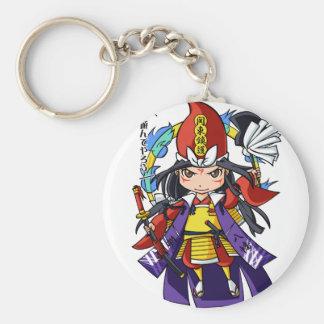 Never lord English story Shinjuku Gyoen Tokyo Keychain