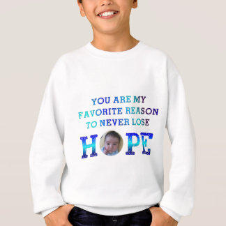 Never Lose Hope - Jay Sweatshirt