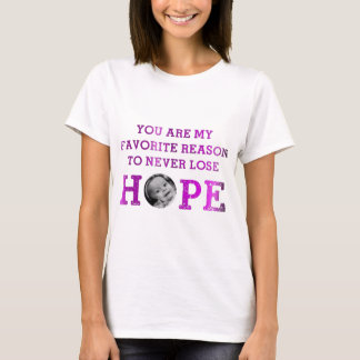Never Lose Hope - Mckenna T-Shirt