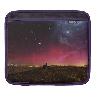 Never Lose Your Wonder Fractalscape iPad Sleeve