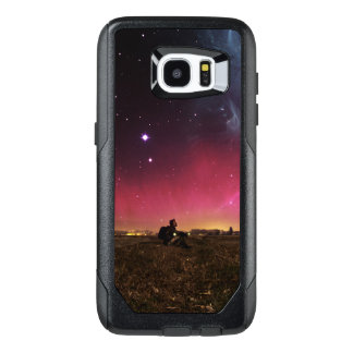 Never Lose Your Wonder FractalscapeNever Lose Your OtterBox Samsung Galaxy S7 Edge Case