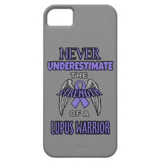 Never...Lupus Warrior Case For The iPhone 5