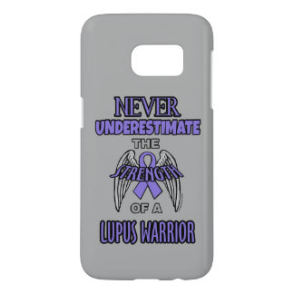 Never...Lupus Warrior Samsung Galaxy S7 Case