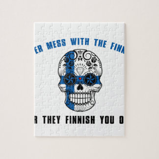 never mess with a fine sh jigsaw puzzle