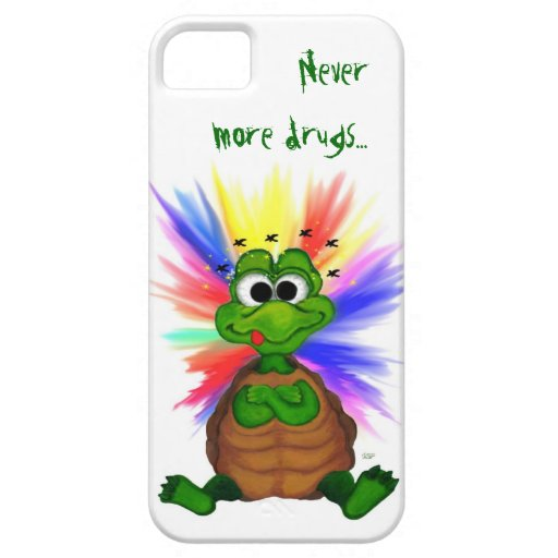 Never more drugs… iPhone 5 covers