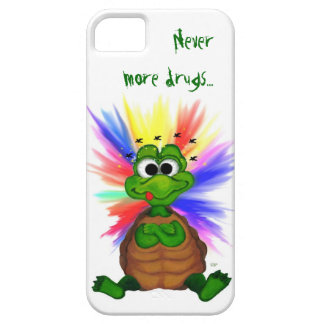 Never more drugs… iPhone 5 cases