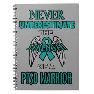 Never...PTSD Warrior Notebooks