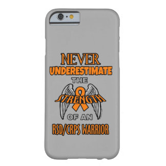 Never...RSD/CRPS Barely There iPhone 6 Case