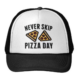 Never Skip Pizza Day Trucker Hat
