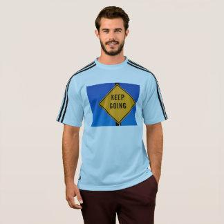 never stop shirt for running