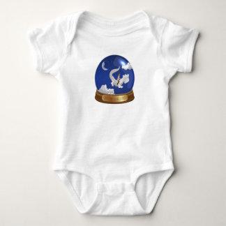 Never Stop Telling Stories Baby Bodysuit
