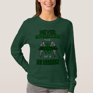 Never...TBI T-Shirt